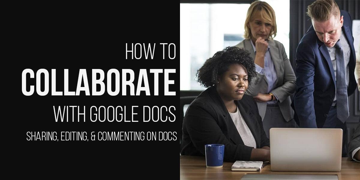 google docs collaboration team